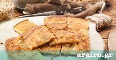 Κορκοτό με τραχανά από την Αργυρώ Μπαρμπαρίγου   Παραδοσιακή, εύκολη τυρόπιτα χωρίς φύλλο, με τραγανή υφή και απίστευτη γεύση. Δοκιμάστε την όλοι! Cheese Pies, Food Categories, Greek Recipes, Food And Drink, Appetizers, Cooking Recipes, Favorite Recipes, Snacks, Breakfast