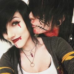 Johnnie Guilbert and Alex Dorame