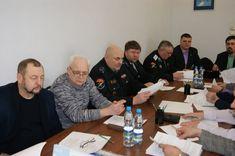 Встреча в министерстве национальной политики в республике Коми