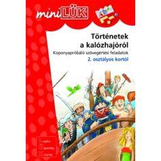 MiniLÜK - Történetek a kalózhajóról rendelés, házhozszállítás Minion, Cereal, Breakfast, Food, Morning Coffee, Essen, Minions, Meals, Yemek