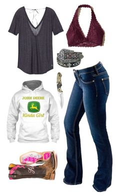 Teen Fashion Design – Keeping Up With the Latest Trends Trendy Outfits For Teens, Cute Outfits With Jeans, Cool Outfits, Fair Outfits, Stylish Outfits, Country Style Outfits, Country Fashion, Country Winter Outfits, Cowgirl Outfits