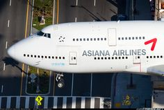 Must say I'm utterly impressed by Asiana Airlines' service. #Travel #AsianaAirlines #B747