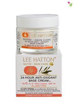 24-ωρη Κρέμα LEE HATTON Coconut Oil, Jar, Skin Care, Cream, Creme Caramel, Skincare, Jars, Coconut Oil Uses