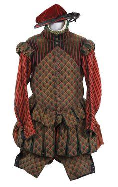 Shakespeare in love 1998 - Oscar Mejor diseño de vestuario - Sandy Powell en 1999