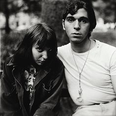 Couple in Washington Square Park, c1965 (Diane Arbus)