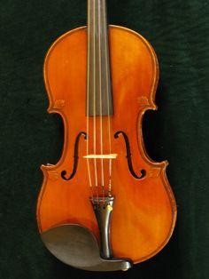 Jaques Barbe violin 1886