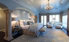awesome 44 Glamorous Bedroom Design Ideas You Will Totally Love  https://about-ruth.com/2017/12/05/44-glamorous-bedroom-design-ideas-will-totally-love/