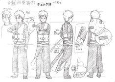 Gaara (Naruto) shipuuden