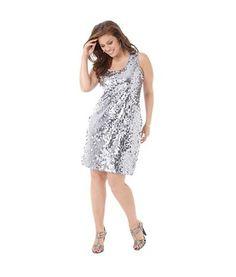 82957154fe0a6 Celebuzz. Plus Size Sequin DressesTeen Girl ...