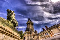 Parque del Buen Retiro in HDR 2 by Cosmin Marinchescu on 500px