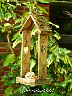 Gartenbuddelei: Alle Vögel sind schon da ....