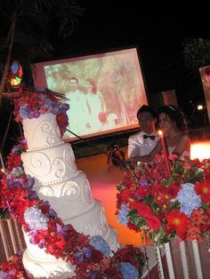 """Ice & P""""Ake Wedding"""