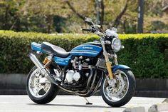 1990 Kawa' Zephyr 750cc