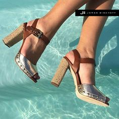 Esse salto da Jorge Bischoff tá um arraso, heim? #shoes #fashion