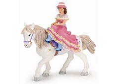 mooie amazone en haar glitterschimmel Papo | kinderen-shop Kleine Zebra