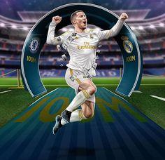 Madrid Wallpaper, Football Art, Football Wallpaper, Real Madrid, Fifa, Soccer, Sports, Dan, Instagram