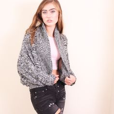 Swing by Charcoal Cardigan