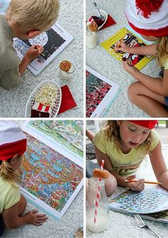 Where's Waldo activities for kids Wo Ist Walter, Where's Waldo Costume, Picnic Blanket, Outdoor Blanket, Wheres Wally, Geocaching, 4th Birthday, Cool Kids, Party Time