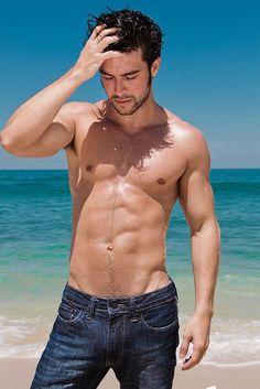 Brazilian actor and model, Bernardo Velasco