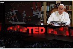 Mensagem vídeo do Papa aos participantes do TED2017