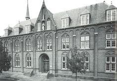 Het klooster aan de Wilhelminaweg