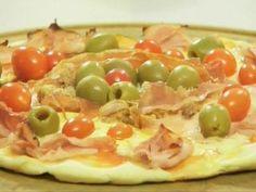 Masa de Pizza y Toppings