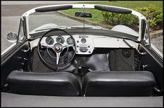 1965 Porsche 356  Cabriolet