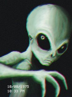 "nicotorresart: "" ""Grey Alien proof real evidence"" I'm totally lost in a Netflix marathon/vortex of X-Files episodes. Les Aliens, Aliens And Ufos, Ancient Aliens, Aliens History, Alien Gris, Grey Alien, Alien Alien, Alien Sightings, Ufo Sighting"