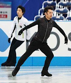 Plactice: NHK Trophy 2012