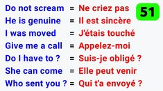 French Swear Words, French Words Quotes, Basic French Words, French Phrases, English Phrases, French Language Lessons, French Lessons, English Lessons, French Expressions