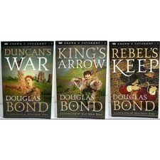 Crown & Covenant trilogy, Douglas Bond