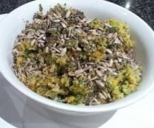 Recipe Sauerkrautsalat (Sauerkrautsalad) by Andrea Alf, learn to make this recipe easily in your kitchen machine and discover other Thermomix recipes in Starters. Chia Seeds, Fried Rice, Starters, Allrecipes, Paleo Recipes, Vegan Vegetarian, Carrots, Salads, Thermomix
