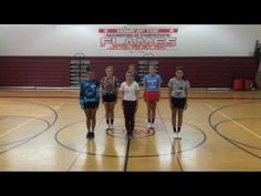 Routine 2 With Music 2016 Cheer Tryouts, Cheerleading Cheers, Cheer Coaches, Cheer Stunts, Cheer Mom, Easy Cheers, Cheer Dance Routines, Cute Cheer Pictures, Varsity Cheer