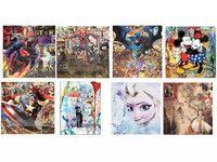 お台場「グランパシフィック」でアイコンアート展 手塚治虫作品など展示 /東京