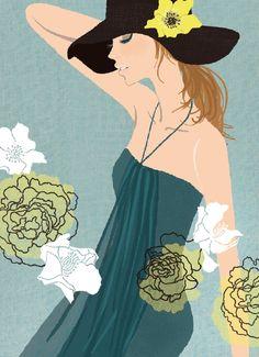 Gallery of イラストレーター さとう あゆみ illustrator Ayumi Sato