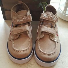 Toddler sneakers nautica new never worn Nautica sneaker for boys size 9 toddler Nautica Shoes