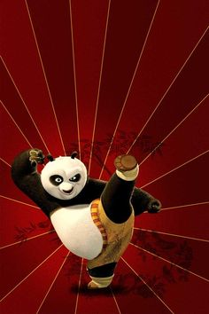 """The only thing that matters is what you choose to be now.""- Po Kung Fu Panda"