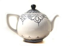 Teapot for the collector / Afternoon tea / by Dprintsclayful, $56.98