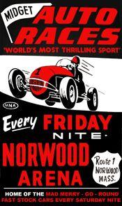 Norwood Arena Speedway: stock car racing, nascar tracks, modifieds