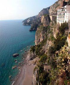 Hotel La Ninfa - Amalfi - Hier gebly!!!