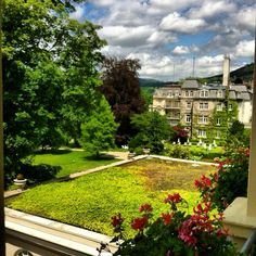 The beautiful countryside surroundings of Brenners Park Baden Baden Germany #badenbaden #germany #luxuryhotel #hotel