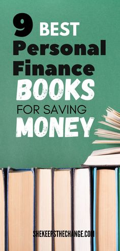 When I have to find new strategies for a goal I want to accomplish, I prefer to read about it. I've read almost every book I've written in this article. If you want to finally crush those SAVINGS GOALS for 2021, definitely add these books to your reading list.