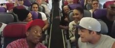 WATCH: Lion King Cast Sings 'Circle Of Life' On Flight