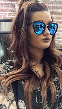 """Sunnies"" are now available online at Too Blue Boutique! Shop online with free shipping on all orders! #freeshipping #boutique #sunnies #spring #summer #sunglasses #blueshade #musthave #tooblue"