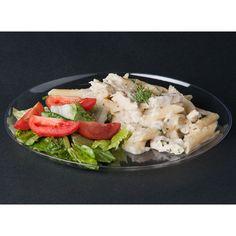 Fineline Savvi Serve 310 10  Clear Plastic Plate - 20/Pack  sc 1 st  Pinterest & Fineline Flairware 209-CL 9