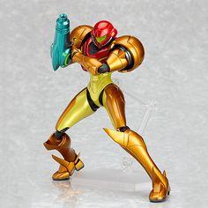 Metroid Samus Figma Figure