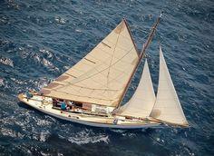 gaff cutter, 37.3ft, 1897 | Boating & Sailing | Pinterest