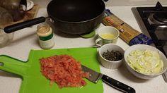 Light Smoked Salmon Pasta - was super easy! (Sweet Treats & Savoury Sustenance Blog)