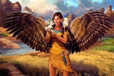 by Miike Heath Native American Dress, Dream Catcher Native American, Native American Indians, American Pride, American Women, American Art, Sioux, Indian Art, Spirit Animal