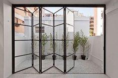 ideas for french door design balcony Doors, Interior And Exterior, House Design, Bifold Doors, Interior, Remodel, Door Design, Folding Doors, Doors Interior